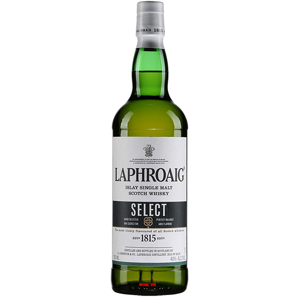 Rượu Laphroaig Select Single Malt Scotch Whisky