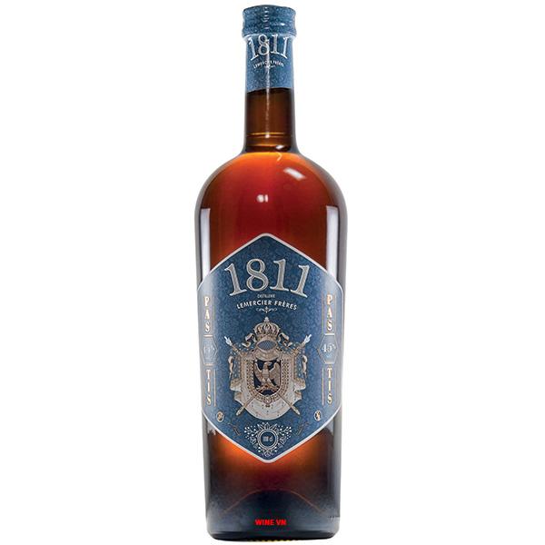 Rượu Lemercier Freres Pastis 1811