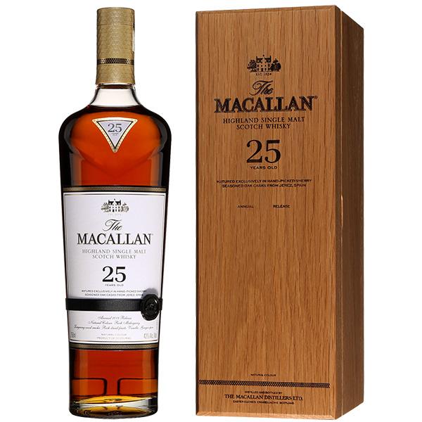 Rượu Macallan 25 Sherry Oak