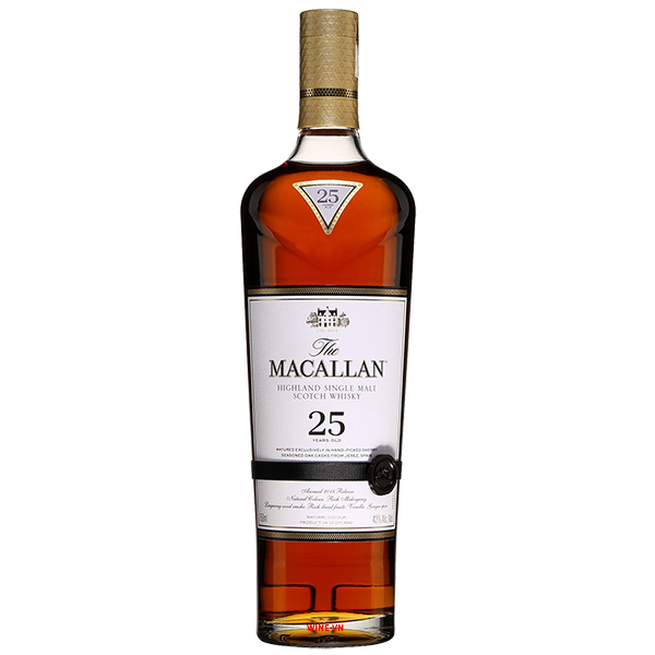 Rượu Macallan 25 Sherry Oak