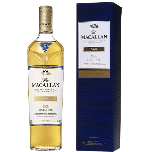Rượu Macallan Gold Double Cask