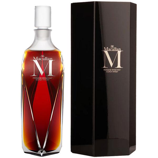 RượuMacallan M Decanter Highland
