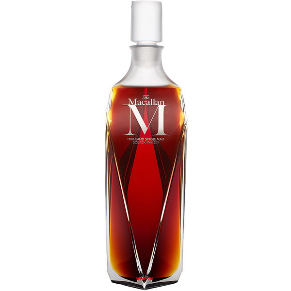 Rượu Macallan M Decanter Highland