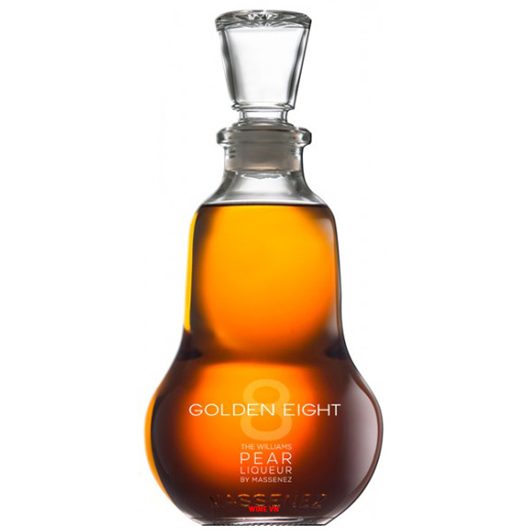 Rượu Massenez Golden Eight The Williams Pear Liqueur