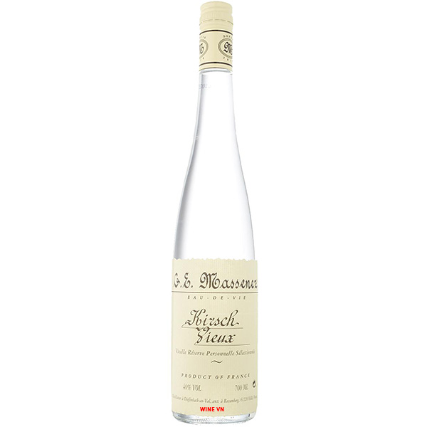 Rượu Massenez Kirsch Vieux Cherry
