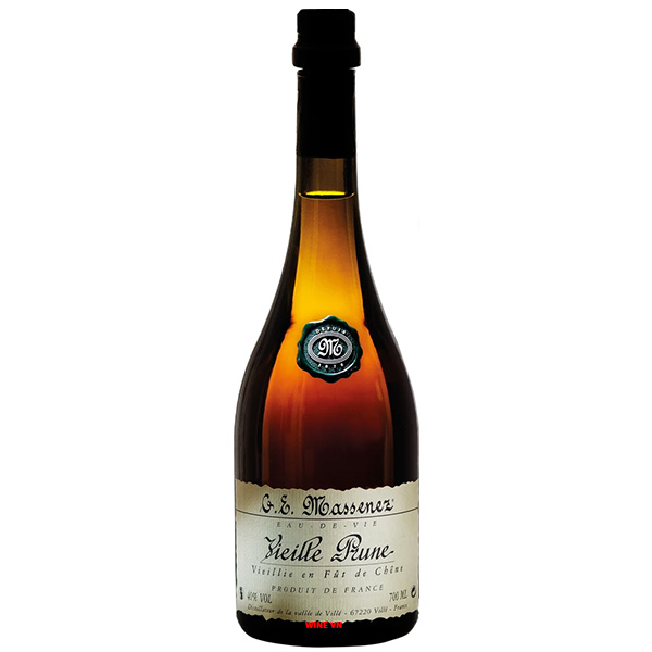 Rượu Massenez Old Vieille Prune Plum