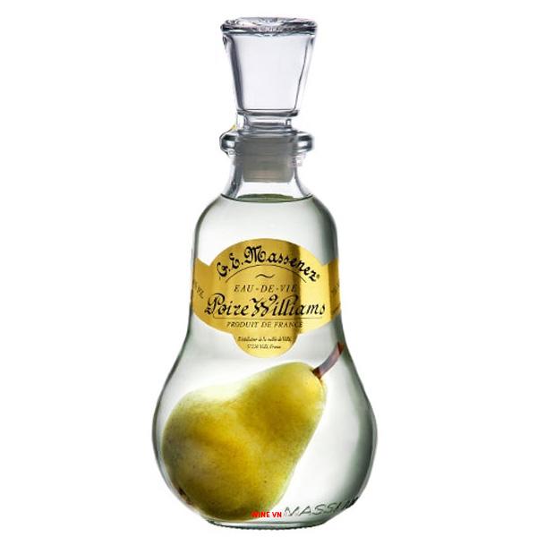 Rượu Massenez Poire Prisonniere Pear