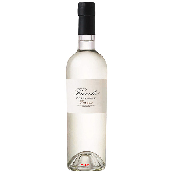Rượu Prunotto Costamiole Grappa