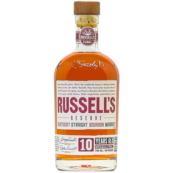 Rượu Russell's Reserve 10 Years Old