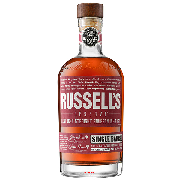 Rượu Russell's Reserve Single Barrel