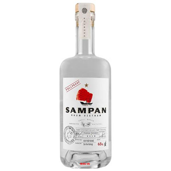 Rượu Sampan Rhum 65%