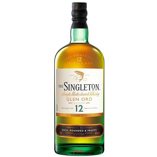 Rượu Singleton 12 Glen Ord
