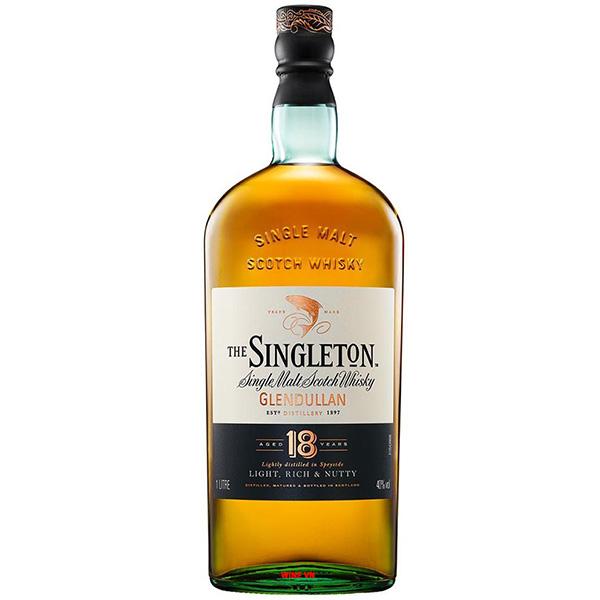 Rượu Singleton 18 Glendullan
