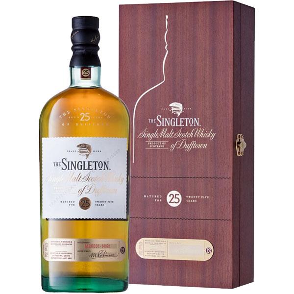 Rượu Singleton 25