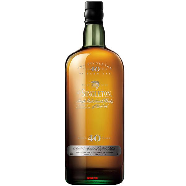 Rượu Singleton 40