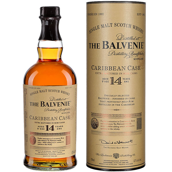 Rượu The Balvenie 14