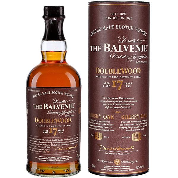 Rượu The Balvenie 17