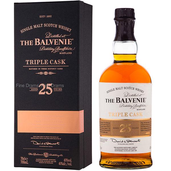 Rượu The Balvenie 25