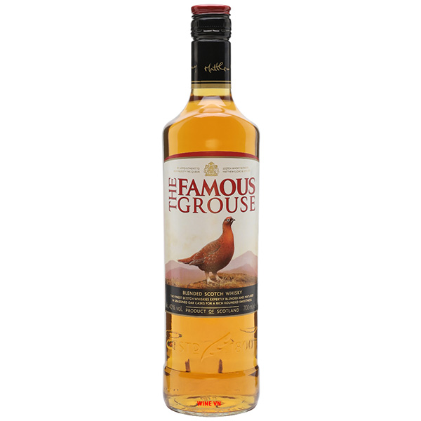 Rượu The Famous Grouse Finest