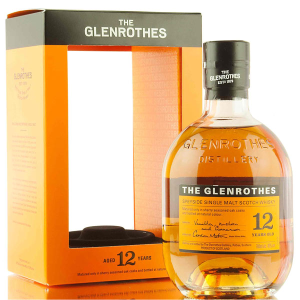 Rượu The Glenrothes 12 Years Old