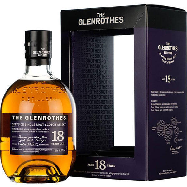 Rượu The Glenrothes 18 Years Old