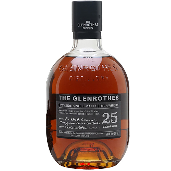 Rượu The Glenrothes 25 Years Old