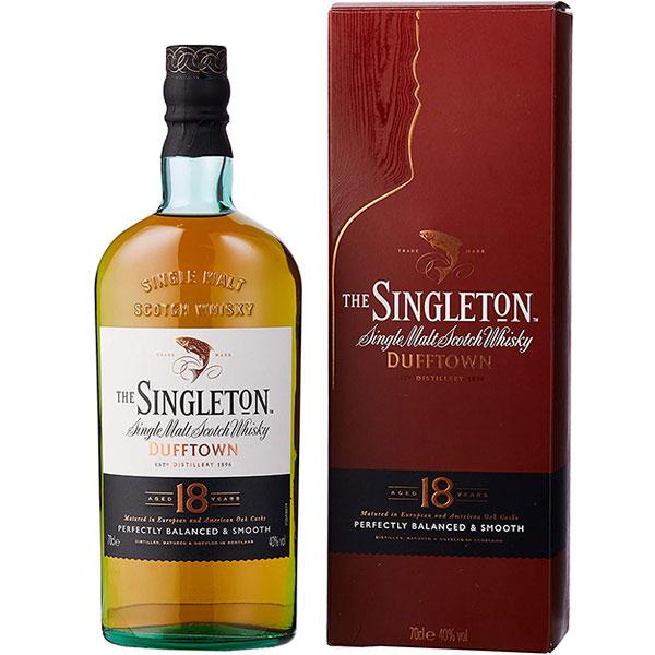 Rượu The Singleton 18 Dufftown