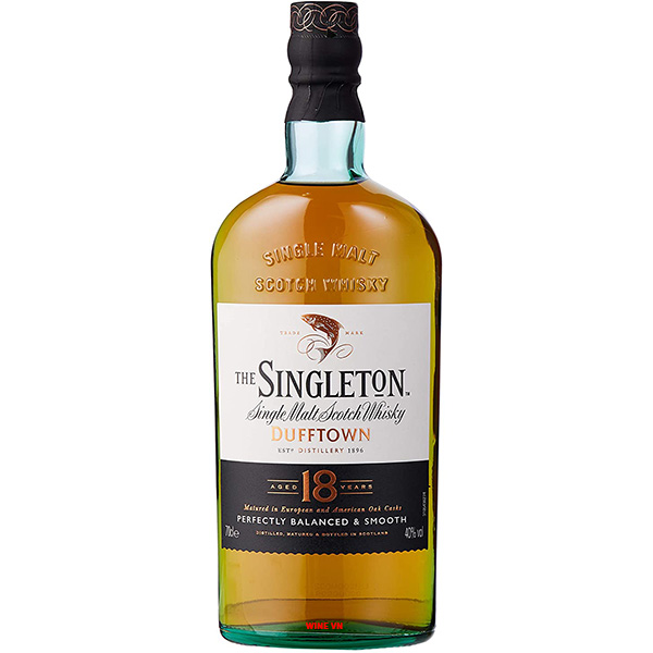 Rượu The Singleton 18 Dufftown