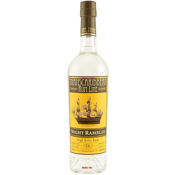 Rượu Trans Caribbean Rum Line Night Rambler