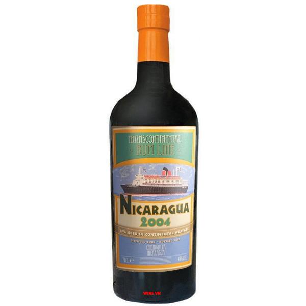 Rượu Transcontinental Rum Line Nicaragua