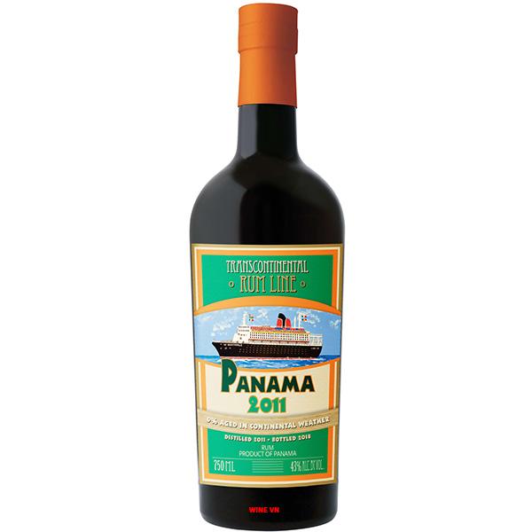 Rượu Transcontinental Rum Line Panama