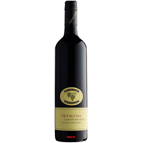 Rượu Vang ÚC Petaluma Evans Vineyard