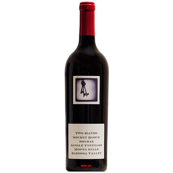Rượu Vang ÚC Two Hands Secret Block Shiraz