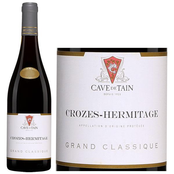 Rượu Vang Đỏ Crozes HermitageGrand Classique