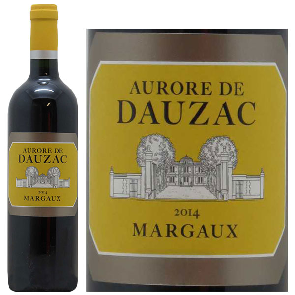Rượu Vang Aurore De Dauzac Margaux