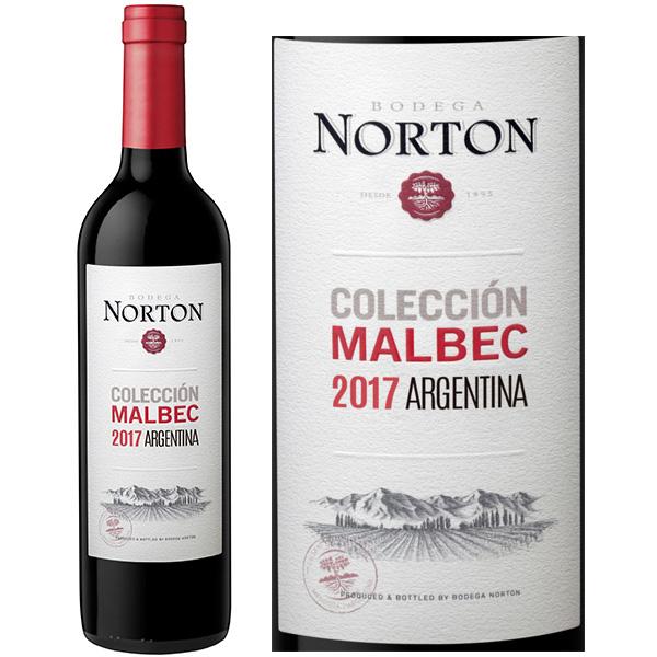 Rượu Vang Bodega Norton Coleccion Malbec