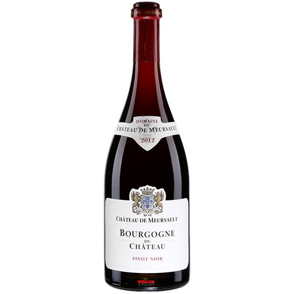 Rượu Vang Bourgogne Du ChateauPinot Noir