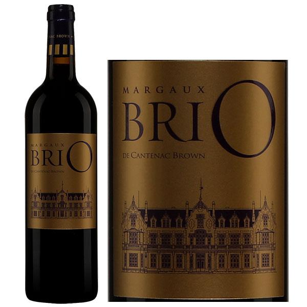 Rượu Vang Brio De Cantenac Brown Margaux