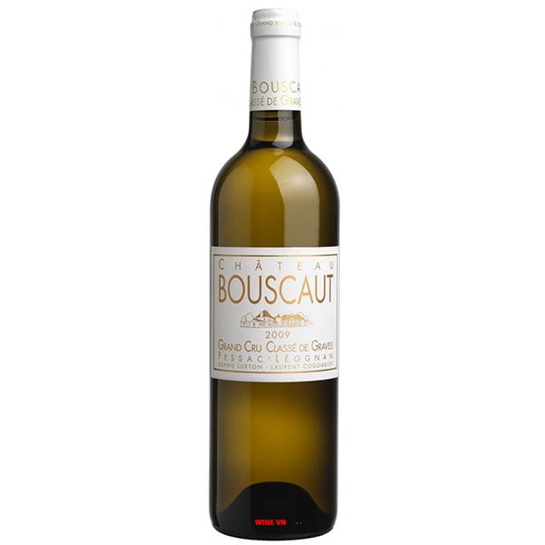 Rượu Vang Chateau Bouscaut Blanc