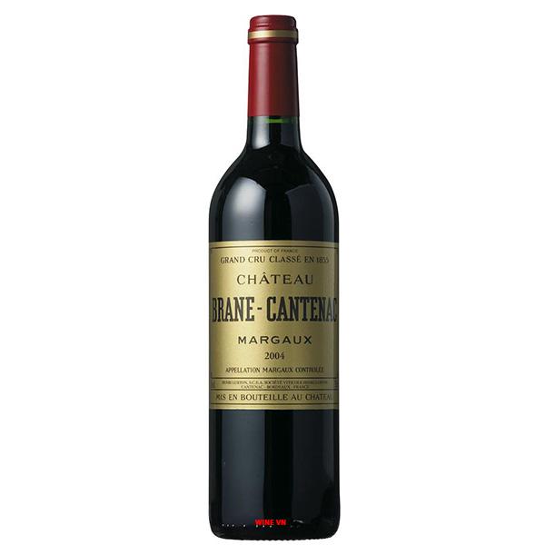 Rượu Vang Chateau Brane Cantenac Margaux