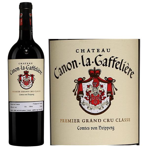 Rượu Vang Chateau Canon La Gaffelière