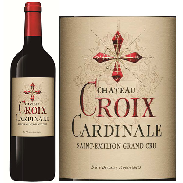 Rượu Vang Chateau Croix Cardinale