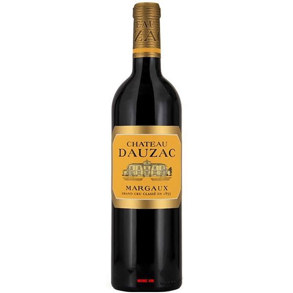 Rượu Vang Chateau Dauzac Margaux