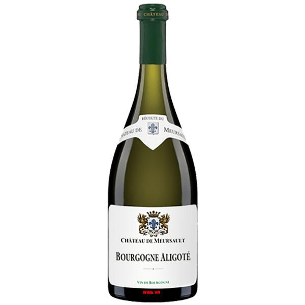 Rượu Vang Chateau De Meursault Bourgogne Aligoté
