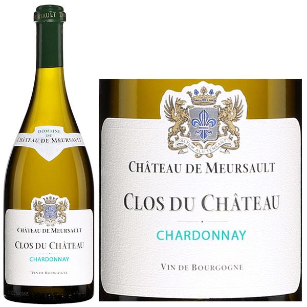 Rượu Vang Chateau De Meursault Clos De Chateau Chardonnay