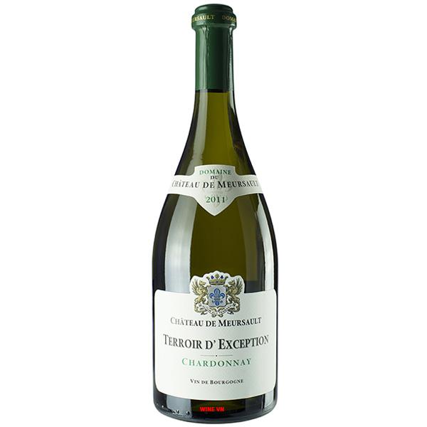 Rượu Vang Chateau De Meursault Terroir D'exception