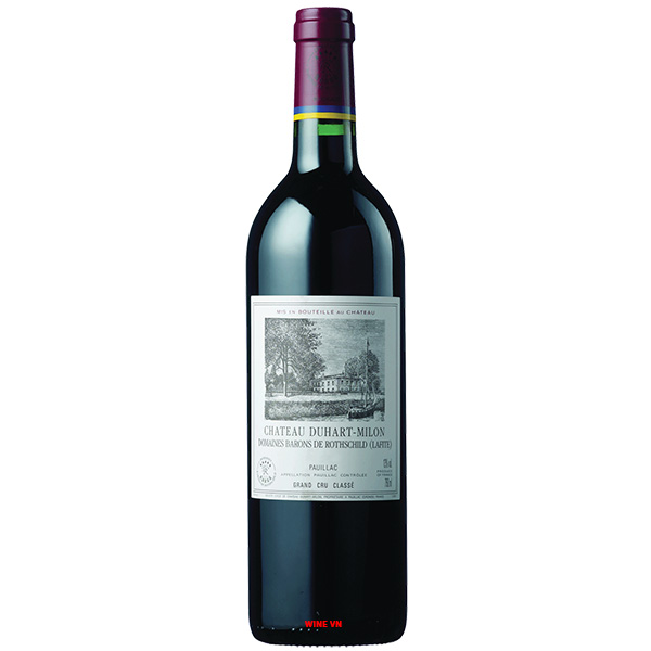 Rượu Vang Chateau Duhart Milon
