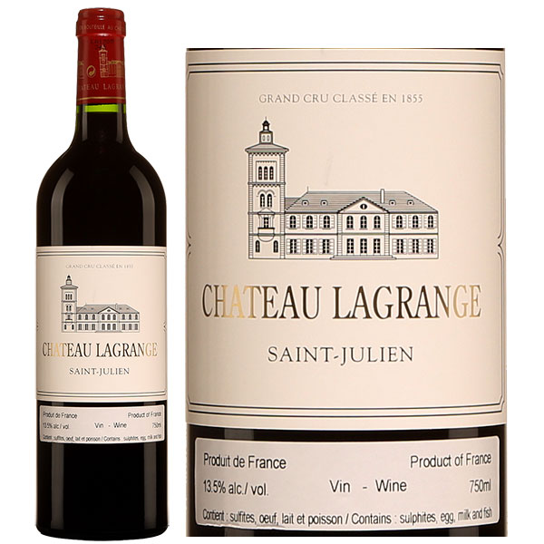 Rượu Vang Chateau Lagrange Saint Julien