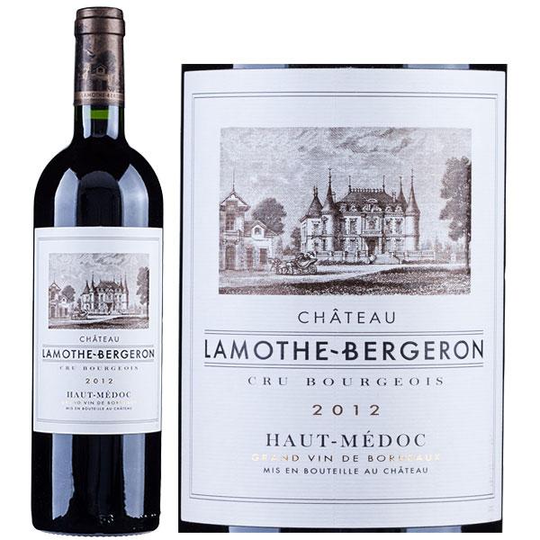 Rượu Vang Chateau Lamothe Bergeron