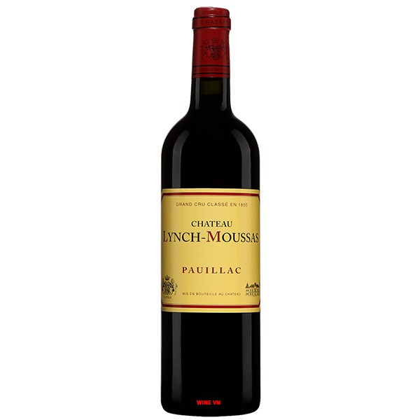 Rượu Vang Chateau Lynch Moussas Pauillac